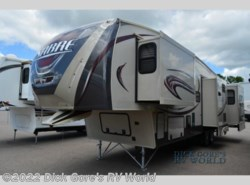 Used 2014  Palomino Sabre 34REQS by Palomino from Dick Gore's RV World in Jacksonville, FL