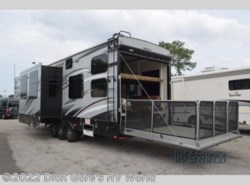 Used 2015  Keystone Raptor 365LEV by Keystone from Dick Gore's RV World in Jacksonville, FL