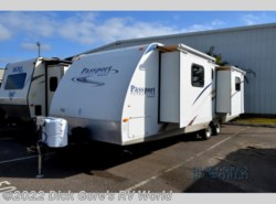 Used 2010  Forest River  Passport 288RK by Forest River from Dick Gore's RV World in Jacksonville, FL