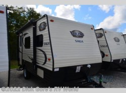 New 2017  Viking  Saga 16SFB by Viking from Dick Gore's RV World in Saint Augustine, FL