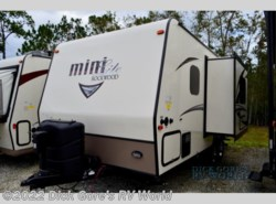 New 2017  Forest River Rockwood Mini Lite 2109S by Forest River from Dick Gore's RV World in Saint Augustine, FL