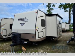 New 2018  Forest River Rockwood Mini Lite 2507S by Forest River from Dick Gore's RV World in Saint Augustine, FL