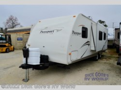 Used 2008  Keystone Passport 280BH by Keystone from Dick Gore's RV World in Saint Augustine, FL