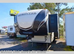 New 2017  Keystone Sprinter 334FWFLS by Keystone from Dick Gore's RV World in Richmond Hill, GA