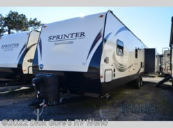 New 2018  Keystone Sprinter Campfire Edition 33BH by Keystone from Dick Gore's RV World in Richmond Hill, GA