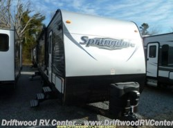 New 2016  Keystone Springdale 271RL by Keystone from Driftwood RV Center in Clermont, NJ