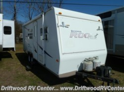 Used 2007  Forest River Rockwood ROO 233 by Forest River from Driftwood RV Center in Clermont, NJ