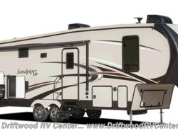 New 2017  Forest River Sandpiper 365SAQB by Forest River from Driftwood RV Center in Clermont, NJ
