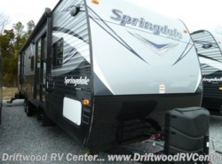New 2017  Keystone Springdale 38FQ by Keystone from Driftwood RV Center in Clermont, NJ