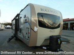 New 2018  Forest River Rockwood Signature Ultra Lite 8335BSS by Forest River from Driftwood RV Center in Clermont, NJ