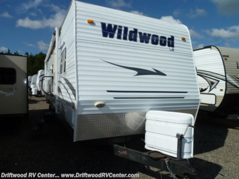 2009 Forest River Wildwood 36BHBS