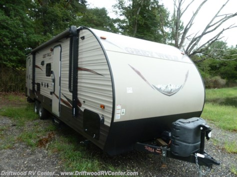 2016 Forest River Grey Wolf 27DBS