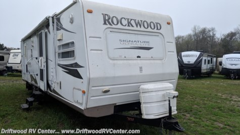 2008 Forest River Rockwood 8315SS