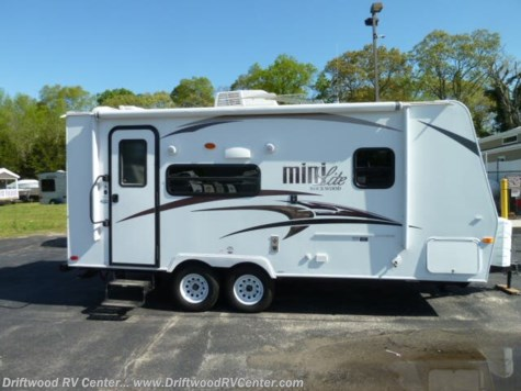 2014 Forest River Rockwood Mini Lite 2109S