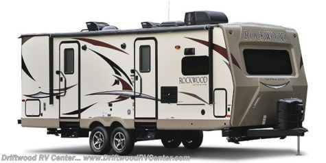 2017 Forest River Rockwood Ultra Lite 2902WS