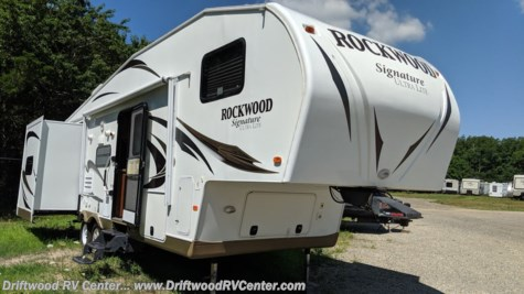 2012 Forest River Rockwood 8281SS