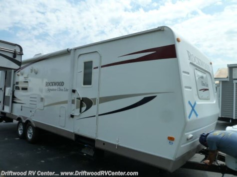 2009 Forest River Rockwood Signature Ultra Lite 8314BSS