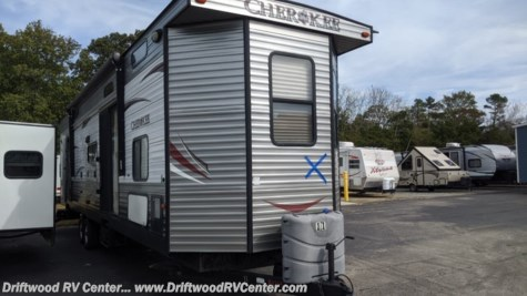 2014 Forest River Cherokee Destination T39P