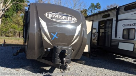 2015 Forest River Salem Hemisphere 302FK