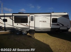 New 2016 Palomino Puma 30RKSS available in Muskegon, Michigan