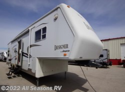 Used 2003  Jayco Designer 33RLS by Jayco from All Seasons RV in Muskegon, MI