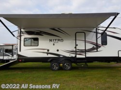 New 2017  Forest River XLR Nitro 23KW by Forest River from All Seasons RV in Muskegon, MI