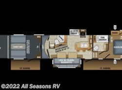 New 2018  Jayco Seismic 4114 by Jayco from All Seasons RV in Muskegon, MI