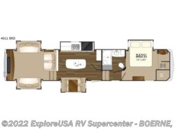 New 2017  Heartland RV Big Country 4011 ERD by Heartland RV from ExploreUSA RV Supercenter - BOERNE, TX in Boerne, TX