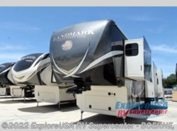 New 2018  Heartland RV Landmark 365 Charleston by Heartland RV from ExploreUSA RV Supercenter - BOERNE, TX in Boerne, TX