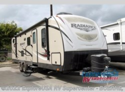 Used 2018  Cruiser RV Radiance Ultra Lite 28QD by Cruiser RV from ExploreUSA RV Supercenter - BOERNE, TX in Boerne, TX