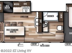 New 2017  Forest River Salem Villa Estate 395RET by Forest River from EZ Living RV in Braidwood, IL