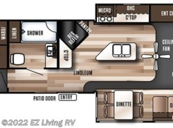 New 2017  Forest River Salem Villa Estate 383FLT by Forest River from EZ Living RV in Braidwood, IL