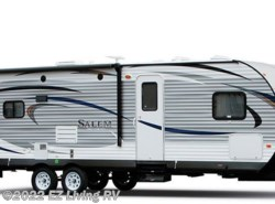 New 2017  Forest River Salem T27DBUD by Forest River from EZ Living RV in Braidwood, IL