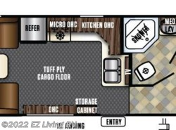 New 2017  Forest River Vengeance 26FB13 by Forest River from EZ Living RV in Braidwood, IL