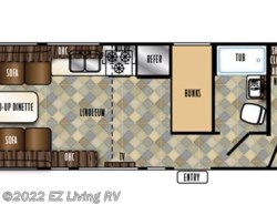 New 2017  Forest River Vengeance 27BH14 by Forest River from EZ Living RV in Braidwood, IL