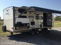 New 2017  Forest River Flagstaff Micro Lite 25BRDS by Forest River from EZ Living RV in Braidwood, IL