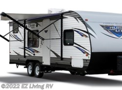 New 2018  Forest River Salem Cruise Lite T201BHXL by Forest River from EZ Living RV in Braidwood, IL