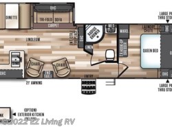 New 2018  Forest River Salem Hemisphere 282RK by Forest River from EZ Living RV in Braidwood, IL