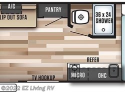 New 2018  Forest River Salem Cruise Lite 180RT by Forest River from EZ Living RV in Braidwood, IL