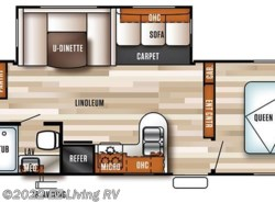 New 2018  Forest River Salem 30KQBSS by Forest River from EZ Living RV in Braidwood, IL