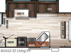 New 2018  Forest River Cherokee 274DBH by Forest River from EZ Living RV in Braidwood, IL