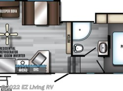 New 2018  Forest River Arctic Wolf 255DRL4 by Forest River from EZ Living RV in Braidwood, IL