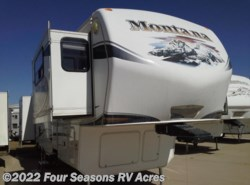 Used 2012  Keystone Montana Hickory 3750FL by Keystone from Four Seasons RV Acres in Abilene, KS