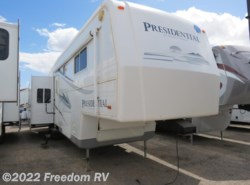 Used 2005  Holiday Rambler Presidential 36RKT by Holiday Rambler from Freedom RV  in Tucson, AZ