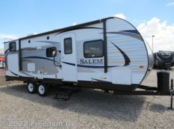New 2017  Forest River Salem 26TBUD by Forest River from Freedom RV  in Tucson, AZ