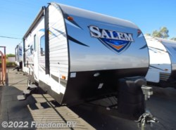 New 2018  Forest River Salem 26TBUD by Forest River from Freedom RV  in Tucson, AZ