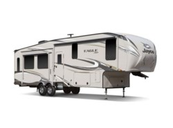 New 2017  Jayco Eagle Fifth Wheel 339FLQS by Jayco from Fretz  RV in Souderton, PA