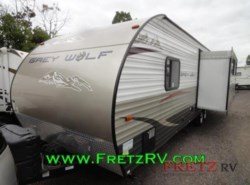 Used 2014  Forest River Cherokee Grey Wolf 26RL by Forest River from Fretz  RV in Souderton, PA