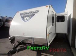 New 2017  Winnebago Minnie 2455 BHS by Winnebago from Fretz  RV in Souderton, PA