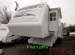 Used 2007  Jayco Designer 36RLTS by Jayco from Fretz  RV in Souderton, PA
